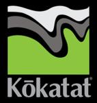 The official logo of category sponsor Kokatat