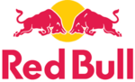 The official logo of title sponsor Red Bull