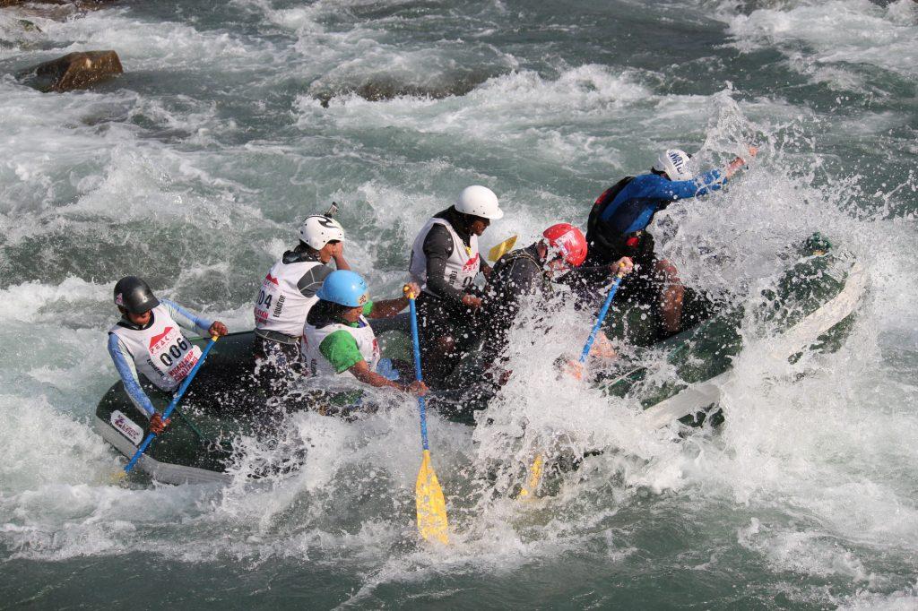 rafting BK